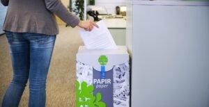 ena od možnosti uporabe varnega zbirnika v poslovnih prostorih